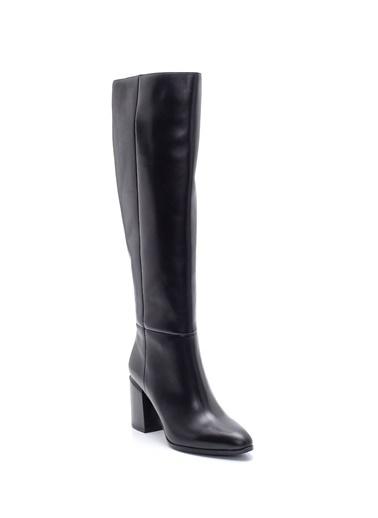 Derimod Kadın Çizme (20842) Casual Siyah